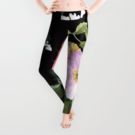 The perfect flowers for me 7 Leggings