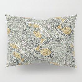 mosaic fish Pillow Sham