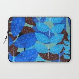 Exotic Blue Laptop Sleeve
