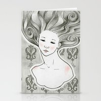 wallpaper Stationery Cards featuring Wallpaper by MichelleLynne