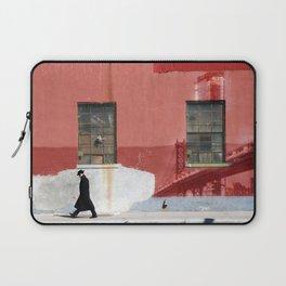 Brooklyn wall art 2 Laptop Sleeve