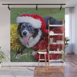 Christmas Wishes From Molly Wall Mural