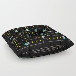Wise-Man Floor Pillow
