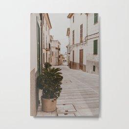 Mallorca   Fine Art Travel photography Metal Print