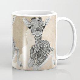 Baby Giraffe II Coffee Mug