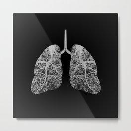 Breathe Deeply Metal Print