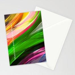 Spring Wave Stationery Cards