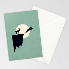 L is for Lion Stationery Cards