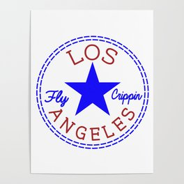 ALL STAR LOS ANGELES Poster