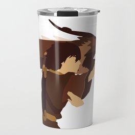 Avatar The Last Airbender Minimalist Zuko Travel Mug