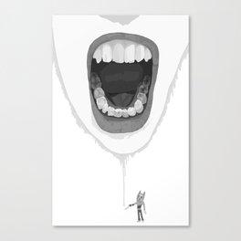 rargh! Canvas Print