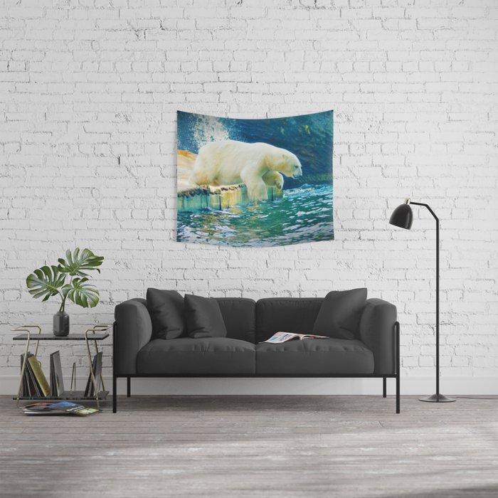 Polar Wall Tapestry