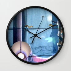 Huelek Wall Clock