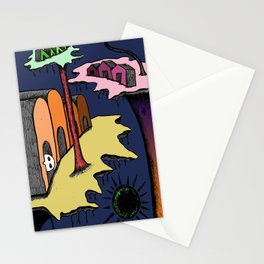 Colonized Stationery Cards