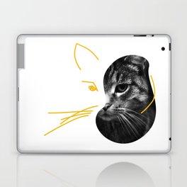 Gestalt Cat Laptop & iPad Skin