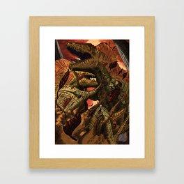 Autumn Acros Framed Art Print