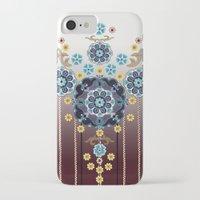 folk iPhone & iPod Cases featuring Folk Festival by Vikki Salmela