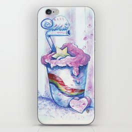 Sweet chameleon iPhone Skin