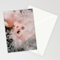 Down in the Gravel II Stationery Cards