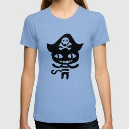 Life is strange Before the storm - Chloe Pirate Cat Cosplay T-shirt