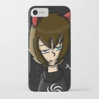 homestuck iPhone & iPod Cases featuring Seer Of Space by Darkerin Drachen