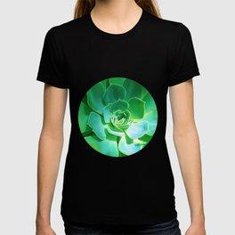 GREEN SUCCULENT T-shirt