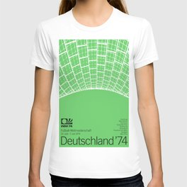 World Cup: West Germany 1974 T-shirt