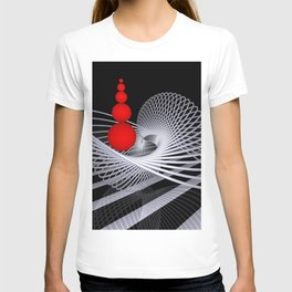 loops and balls -1- T-shirt