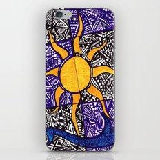 skye iPhone & iPod Skin