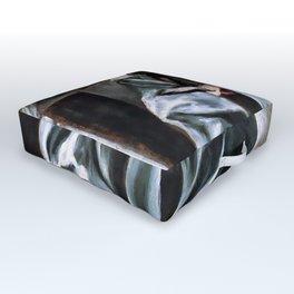 """El Greco (Domenikos Theotokopoulos) """"The visitation"""" Outdoor Floor Cushion"""