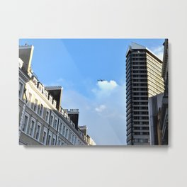 Kensington Skyline - London Metal Print