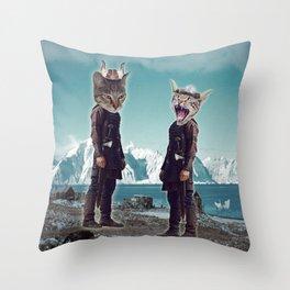 My Dear Buccaneer Throw Pillow