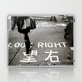 Look Right Laptop & iPad Skin