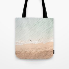 Atlantic Ocean Tote Bag
