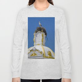 Baroque stork's nest Long Sleeve T-shirt