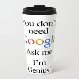 I'm Genius Travel Mug
