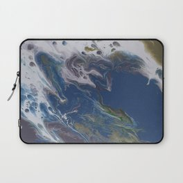 El Baile Fluid Abstract Laptop Sleeve