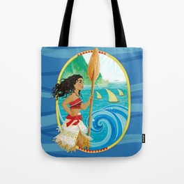 Explorer of the sea Tote Bag