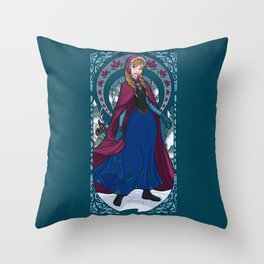 Worth Melting For Throw Pillow