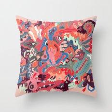 Psyche Throw Pillow