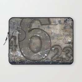 Journey by Number: 6 Laptop Sleeve