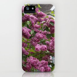 Wait for Me iPhone Case