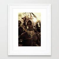 hero Framed Art Prints featuring Hero by DIEGO ARROYO
