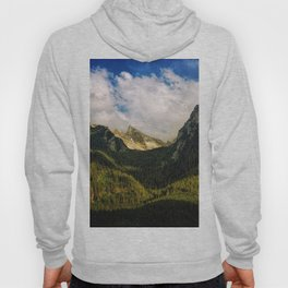 All That Is Above - Mountainscape Hoody