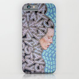 Stay Away iPhone Case
