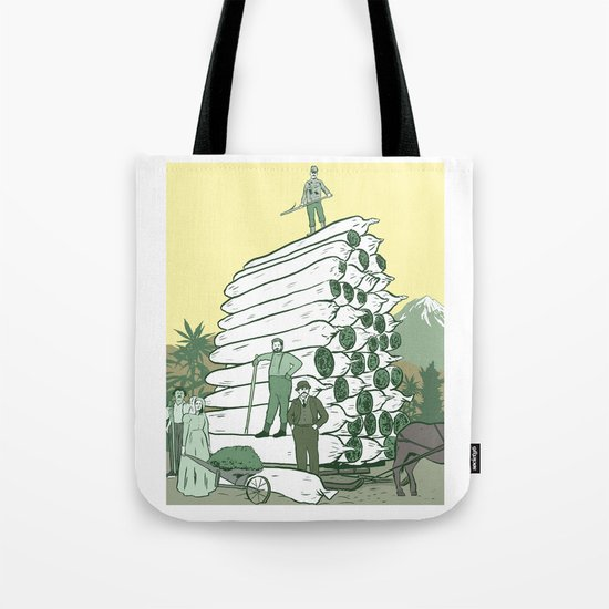 Pot Pioneers Tote Bag
