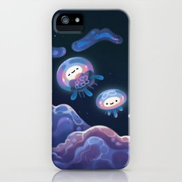 Full Moons iPhone Case