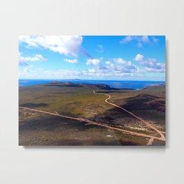 Frenchman Peak, Western Australia (P2098411) Metal Print