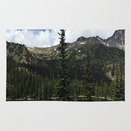 Alpine Lake Rug