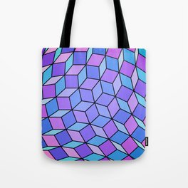 Cube Ball Fourty Two Tote Bag